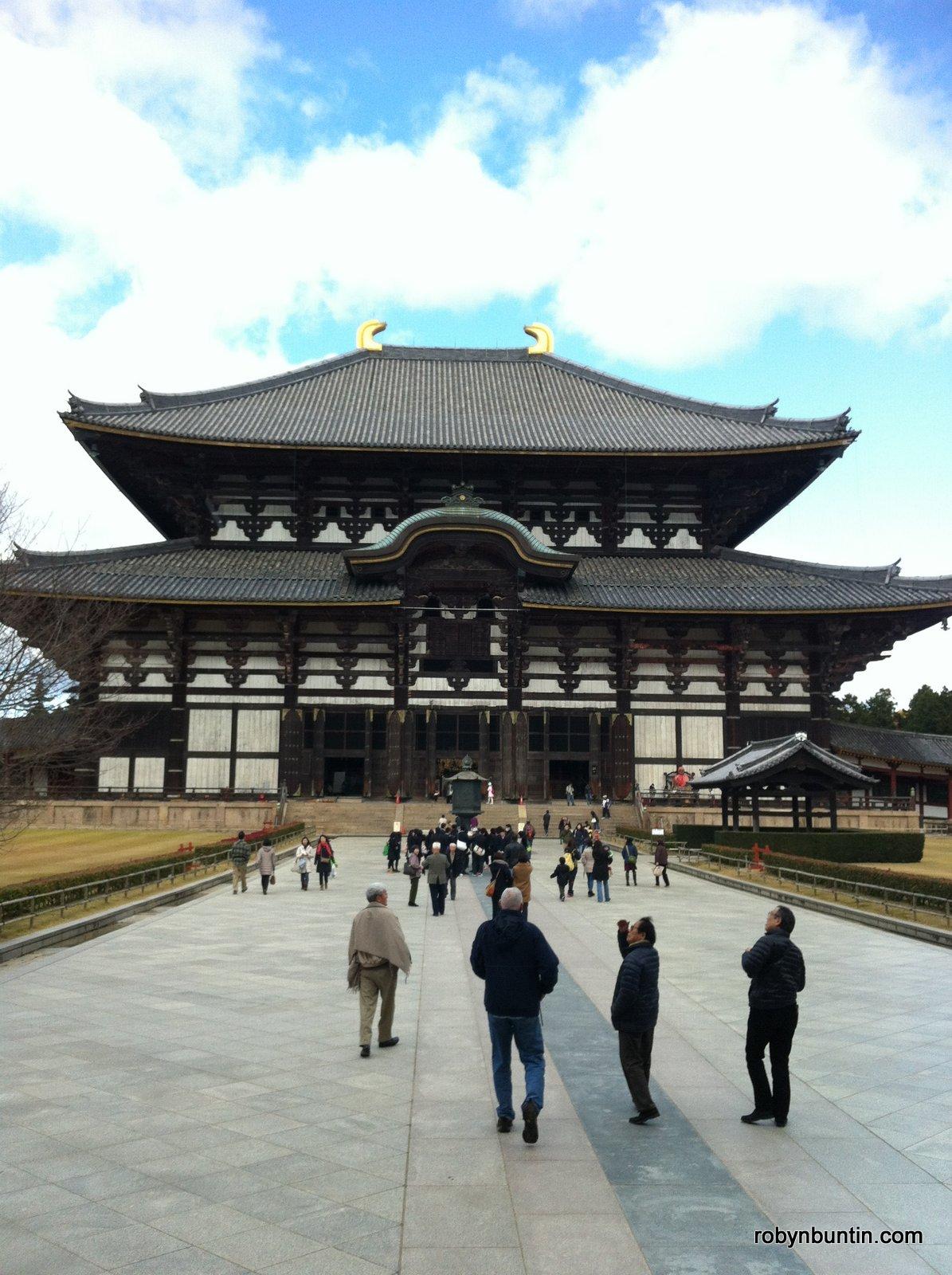 Tusha's Japan VI: Nara and Beyond
