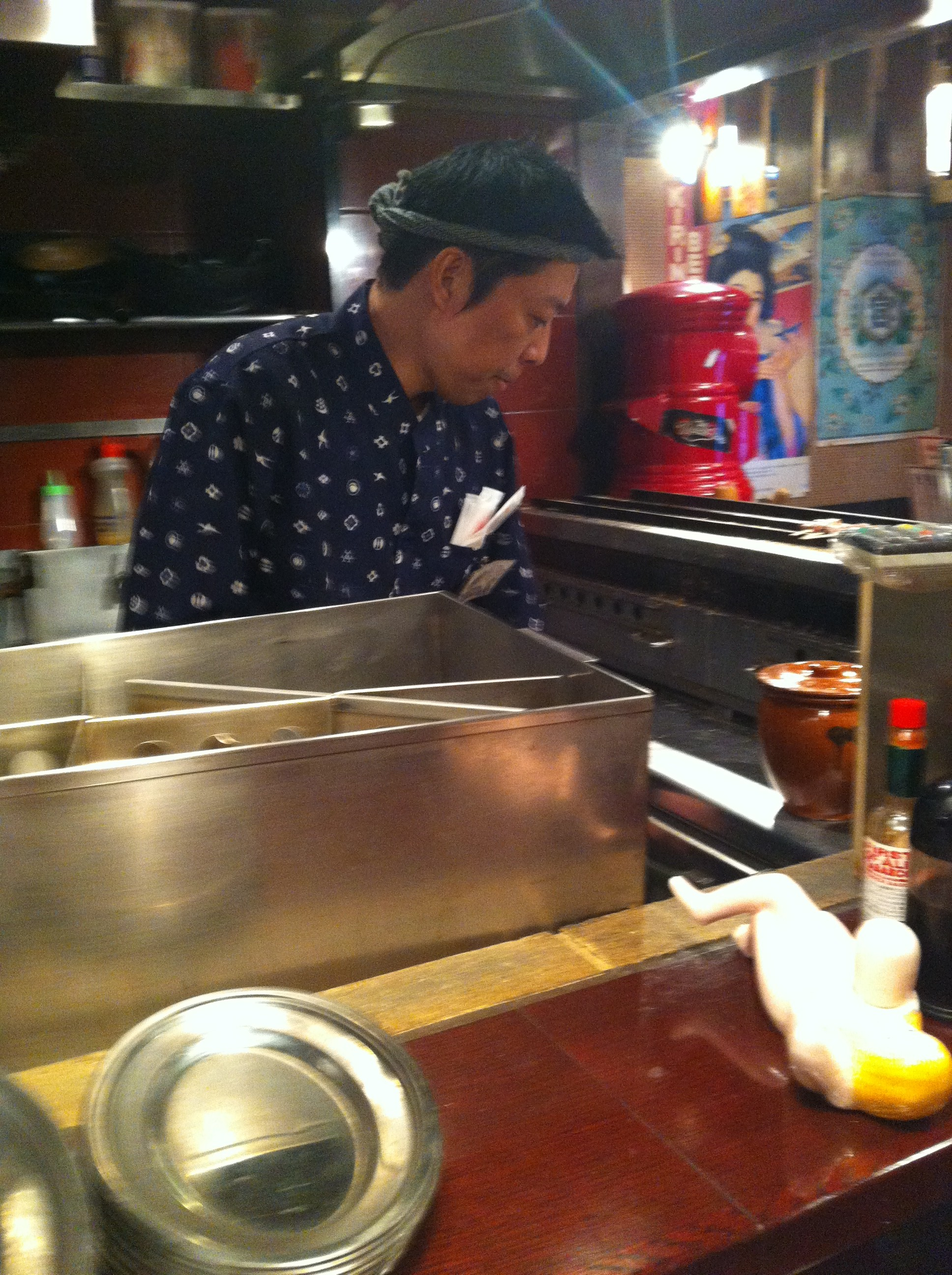 Tusha's Japan I: Japan from the Outside