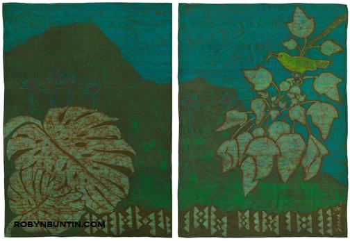 New works by Sarai Stricklin