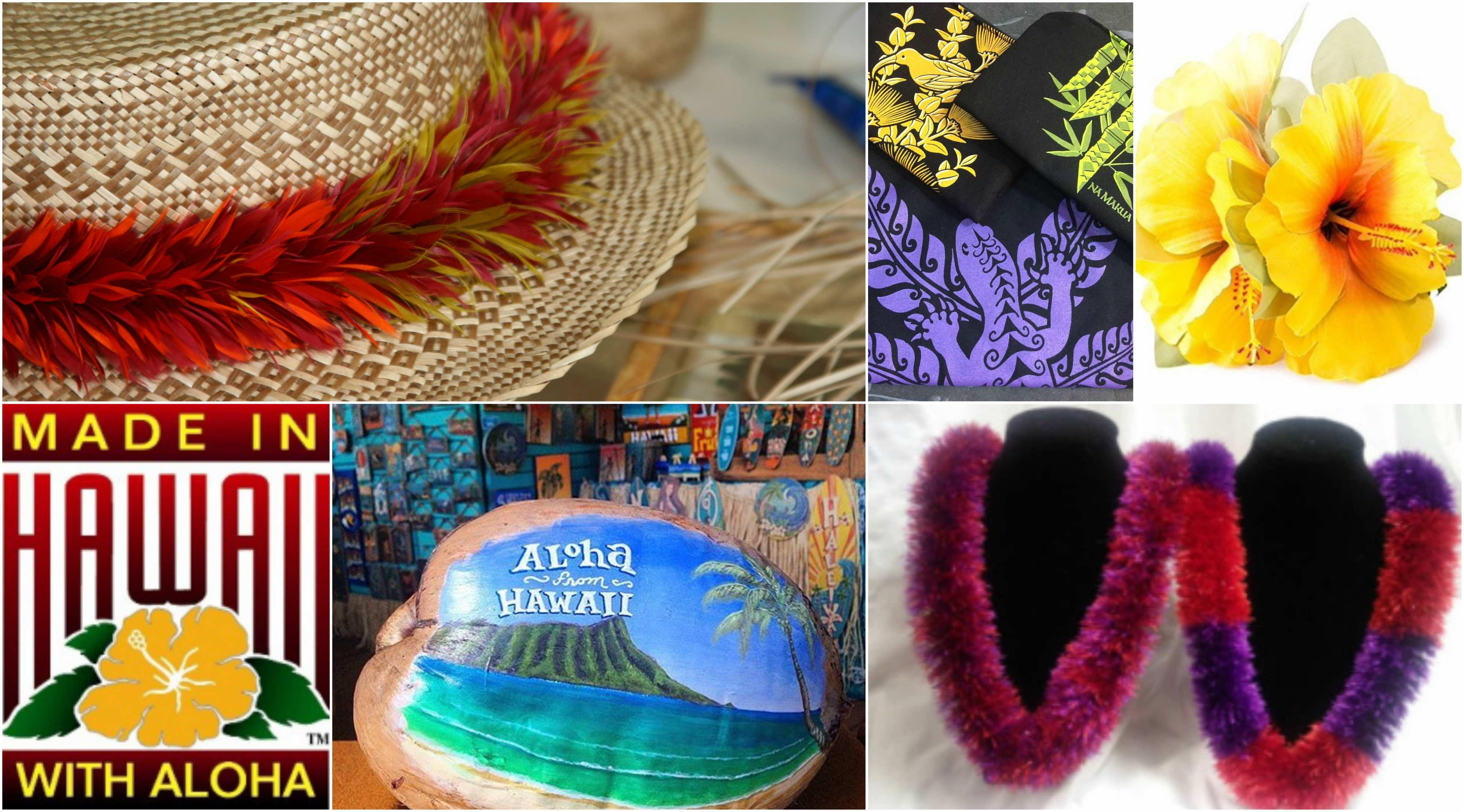 hawaii-collage
